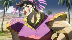 jojo s bizarre adventure it was spectacular jojo u0027s bizarre adventure know your meme