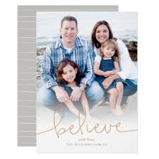believe cards greeting photo cards zazzle
