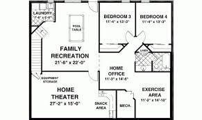 1500 Sq Ft Ranch House Plans 16 Stunning 1500 Square Foot Ranch House Plans House Plans 19128