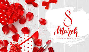 s day card boxes 8 march happy women s day festive card beautiful background