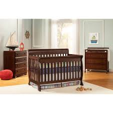 Baby Convertible Cribs Furniture Davinci Kalani 4 In 1 Convertible Sleigh Crib Hayneedle