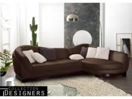 canapé d angle en cuir marron photos canapé d angle cuir marron vieilli