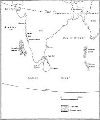Coral Reefs Of The World Map by 2 Coral Reefs Of India Review Of Their Extent Condition