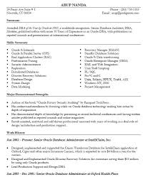 Oracle Dba Sample Resume For 2 Years Experience by Technical Architect Resume Jobs Billybullock Us