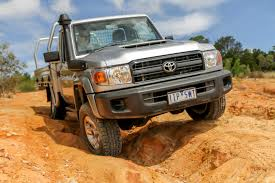 land cruiser off road 2017 toyota landcruiser 79 series single cab chassis review