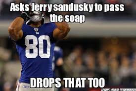 Sandusky Meme - freeholdfootballleague