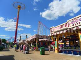 Where Is Six Flags Nj Great American Scream Machine Coaster Of The Day