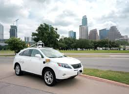 lexus courtesy vehicle here u0027s how google u0027s self driving car experiment is going in austin