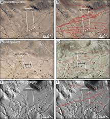geologic and structural controls on rupture zone fabric a field