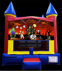 halloween moonwalk inflatable rentals in the atlanta ga area