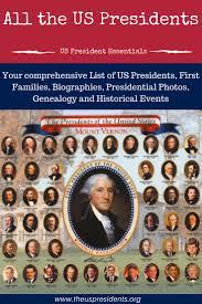 best 25 list of us presidents ideas on pinterest presidents usa