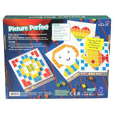 Design Tiles by Amazon Com Educational Insights Picture Perfect Design Tiles