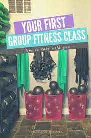 tips for your first group fitness class life in leggings