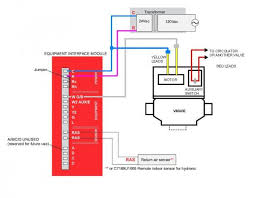 honeywell zone valve wiring diagram wiring wiring diagram