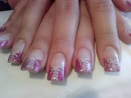 white tip acrylic nail designs nail ideas pinterest acrylics