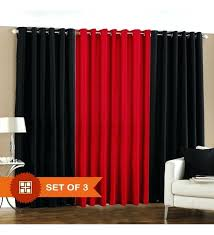 black and red curtains for bedroom red black and white bedroom black red curtains attractive black window curtains and black