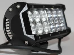 Led Light Bar by 7 U2033 Flood Led Light Bar U2013 Adrenalinelights
