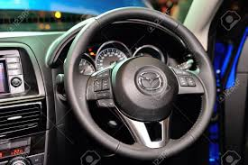 mazda interior cx5 steering wheel and interior of new mazda cx 5 at its launch in