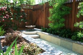 residential landscape design process for the private use