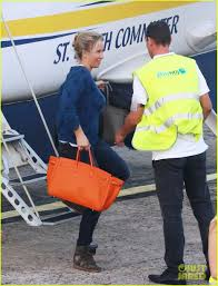 pippa middleton lands in st barts with her brother james photo