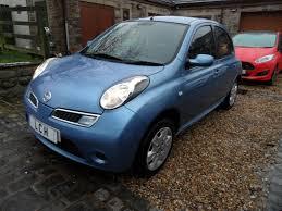 blue nissan micra nissan micra nissan micra auto 1 2 acenta a c 5 door automatic