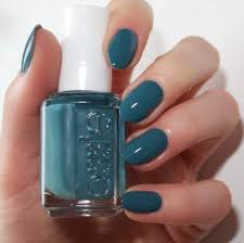 polish colors stunning green blue nail polish essie spring
