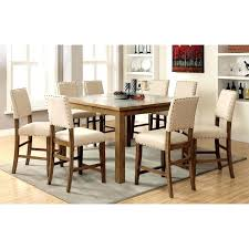 counter height table sets with 8 chairs 9 piece counter height dining room sets furniture of 9 piece counter