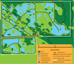 Maps Orlando by Map For Orlando Wetland Park Sonia H Stephens