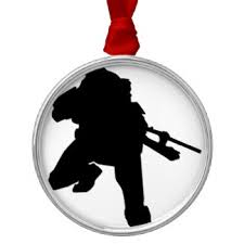 sniper rifle ornaments keepsake ornaments zazzle