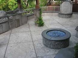 Fire Pit With Glass by Concrete Fire Pits Decorative Concrete Fire Pits Fire Pit