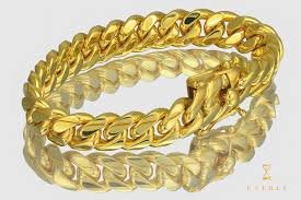 silver gold plated bracelet images 12mm sterling silver solid thick miami cuban link gold plated bracelet jpg