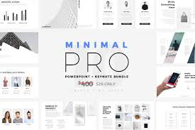 free minimal powerpoint template create your ppt easy