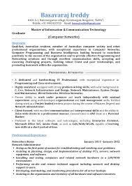 computer networking resume basavaraj ireddy final resume