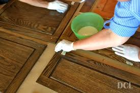 how to paint kitchen cabinets using liquid sandpaper prepping deglossing painting our cabinets discover