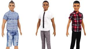 barbie launches 15 diverse ken dolls