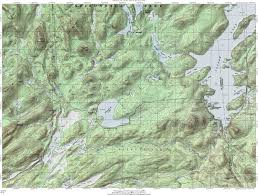 Lake Placid New York Map by Ny Route 30 The Adirondack Trail Horseshoe Lake U0026 Mount Arab