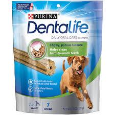 amazon com purina dentalife daily oral care large dog
