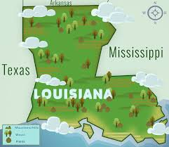 Louisiana mountains images Louisiana la state information jpg