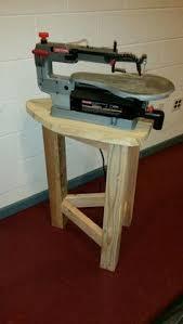 Scroll Saw Bench Plans