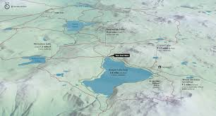 Crater Lake Oregon Map by Lassen Volcanic Maps Npmaps Com Just Free Maps Period