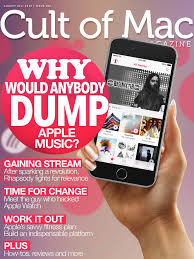 cult of mac magazine apple music rhapsody apple watch hacks
