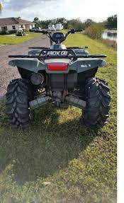 used 2007 arctic cat 400 4x4 manual atvs for sale in florida bike