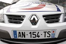 vehicle registration plates of france wikipedia