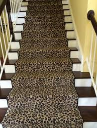 Leopard Print Runner Rug Home Tour A Preppy Connecticut House With Ladylike Details