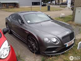 bentley 2016 bentley continental gt speed 2016 24 july 2015 autogespot
