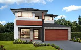 double storey home designs 2 storey house designs elara