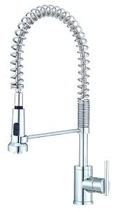 professional kitchen faucet danze d455058 chrome pre rinse high arc kitchen faucet from the