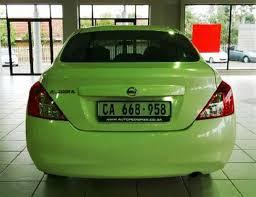 nissan almera 2013 used nissan almera 1 5 acenta auto for sale in gauteng 1326793