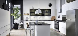 ikea grey shaker kitchen cabinets what ikea knows about the black kitchen trend that you don