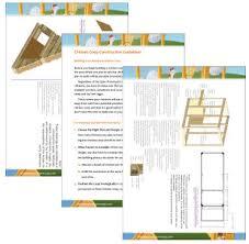 chicken coop plans how to build a chicken coop diycoopplans com
